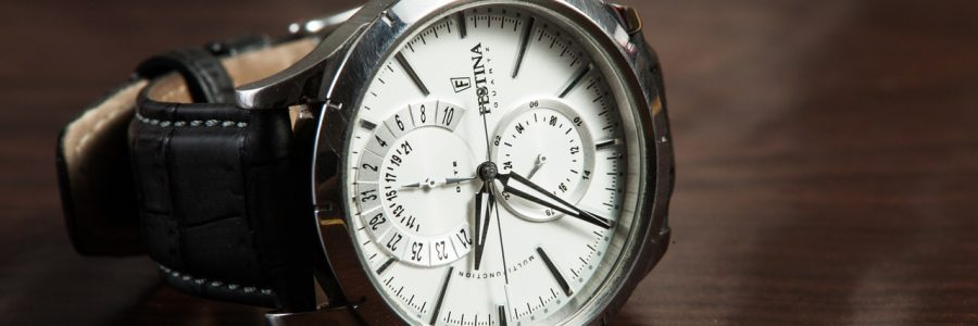 מצלמה נסתרת בשעון יד